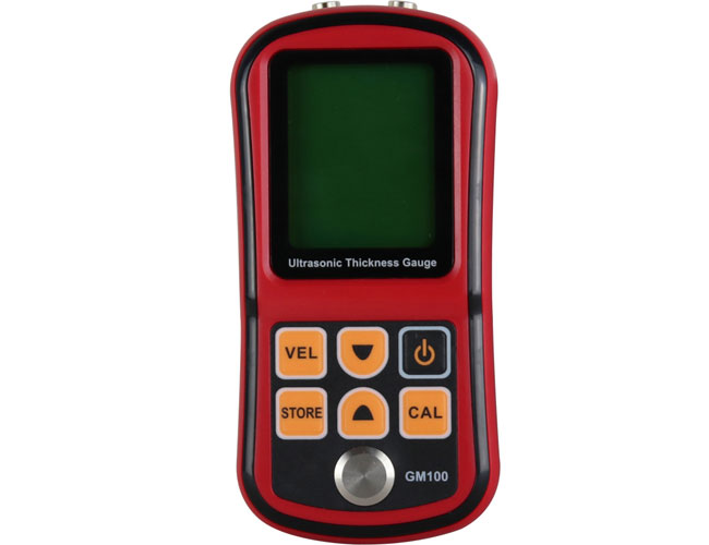 GM100 Ultrasonic Thickness Gauge