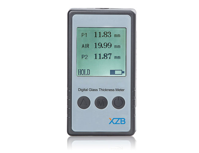 LS210 Digital Glass Thickness Meter