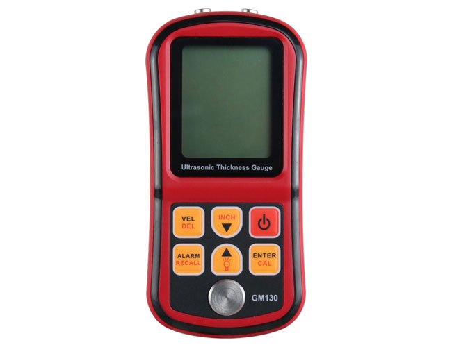 GM130 Ultrasonic Thickness Gauge