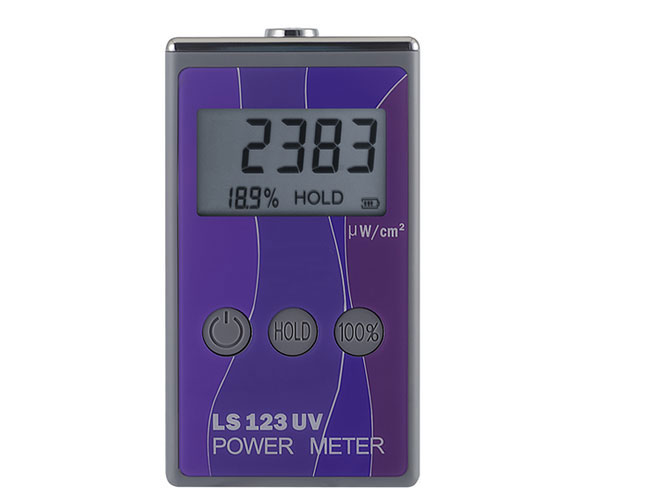 LS123 UV Power Meter